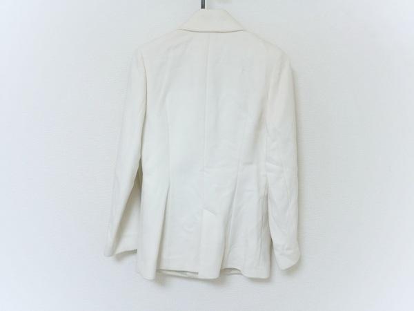 M-PREMIER(エムプルミエ) コート レディース 白 ショート丈/冬物