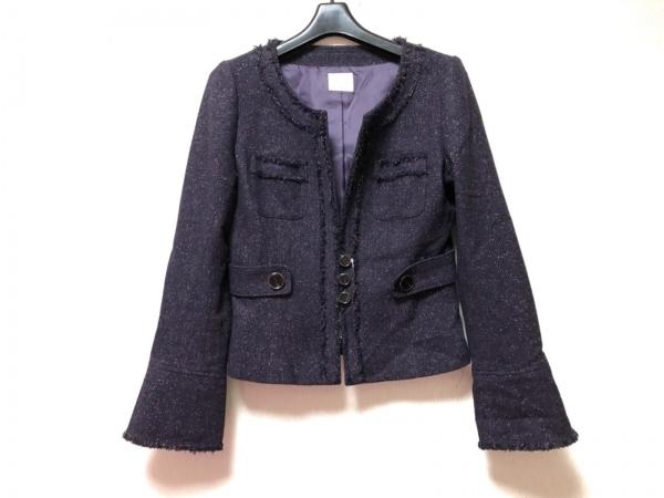 Cara(カーラ) ジャケット レディース美品  パープル