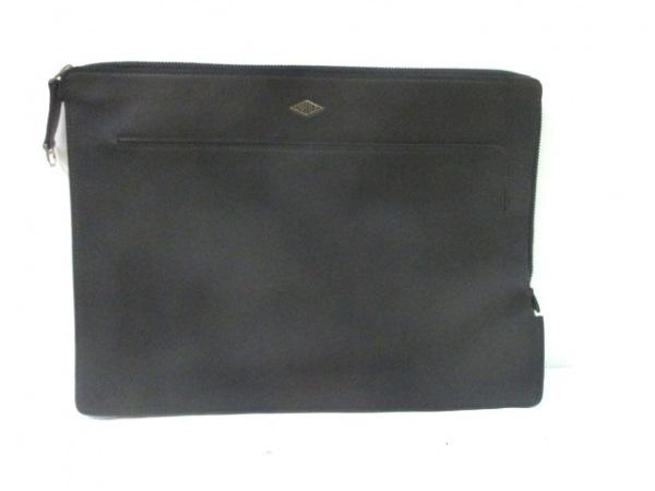 Cartier(カルティエ) セカンドバッグ - 黒 レザー