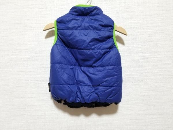 miki HOUSE(ミキハウス) ダウンベスト サイズ80 ユニセックス美品  子供服