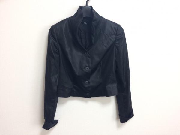 アレッサンドロデラクア ジャケット サイズ40 M レディース 黒