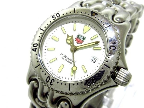 TAG Heuer(タグホイヤー) 腕時計 プロフェッショナル200 S90.815 レディース 白