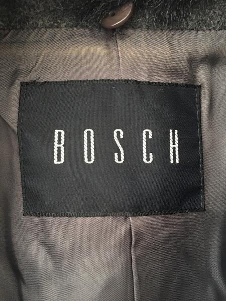 BOSCH(ボッシュ) コート サイズM レディース美品  ダークグレー 冬物