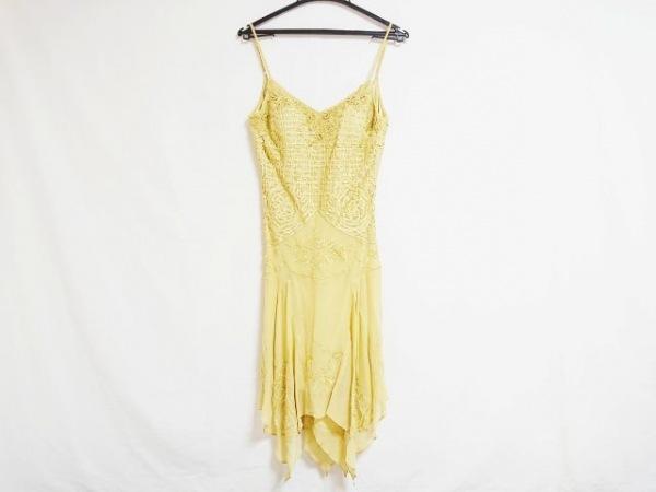 SUEWONG(スーウォン) ドレス サイズ4 XL レディース ライトグリーン