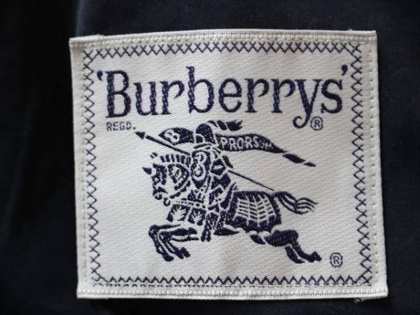 Burberry's(バーバリーズ) トレンチコート レディース ネイビー 春・秋物