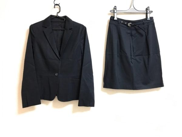 NOLLEY'S(ノーリーズ) スカートスーツ サイズ40 M レディース ダークネイビー sophi