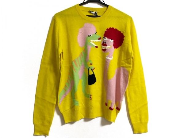 モスキーノ チープ&シック 長袖セーター サイズ38 S レディース美品  カシミヤ