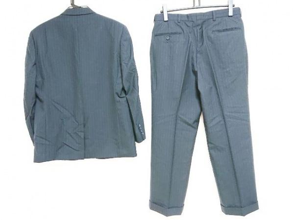 BrooksBrothers(ブルックスブラザーズ) シングルスーツ メンズ 黒 ストライプ