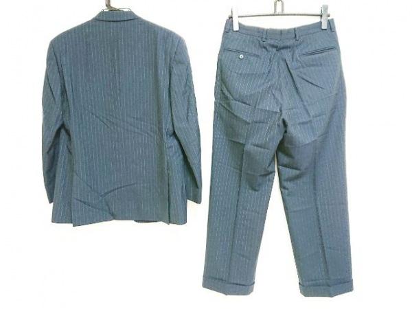 ブルックスブラザーズ シングルスーツ サイズ38SHT/32W メンズ ダークネイビー