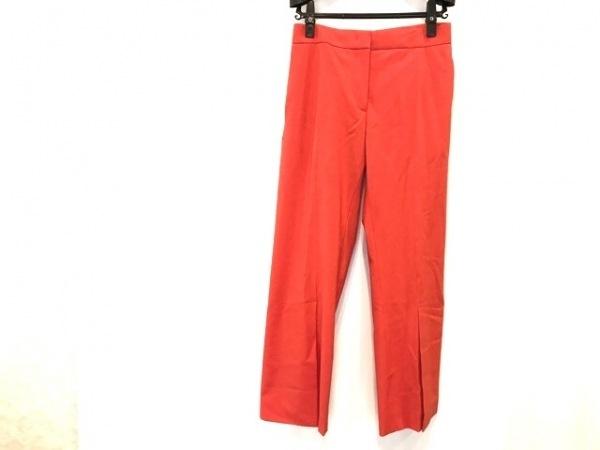 CEDRIC CHARLIER(セドリック シャルリエ) パンツ サイズ40 M レディース美品  レッド