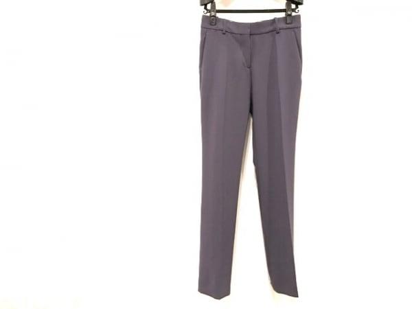 セドリック シャルリエ パンツ サイズ40 M レディース美品  ネイビー