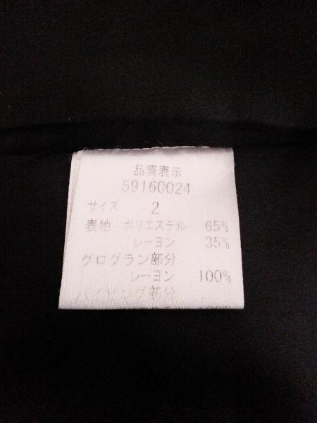 JGbyJUSGLITTY(ジャスグリッティー) ワンピース サイズ2 M レディース 黒