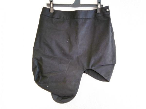 ヴィヴィアンウエストウッドレッドレーベル スカート サイズ42 XL レディース 黒