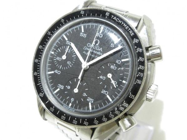 OMEGA(オメガ) 腕時計 スピードマスター 3510.50 メンズ 黒
