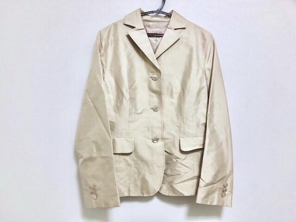 オールドイングランド ジャケット サイズ36 S レディース美品  ベージュ 春・秋物