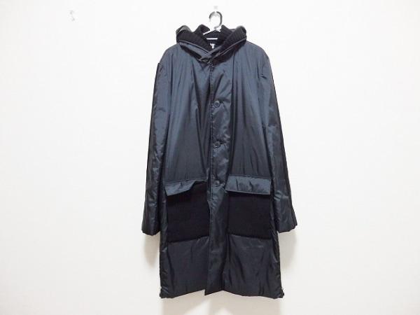 Burberry Black Label(バーバリーブラックレーベル) コート サイズL メンズ 黒 冬物