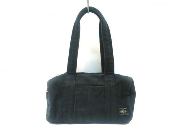 HEADPORTER(ヘッドポーター) ハンドバッグ - 黒 キャンバス