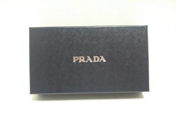PRADA(プラダ) 長財布 - ベージュ L字ファスナー レザー