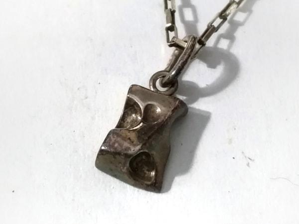 Q-pot.(キューポット) ネックレス シルバー