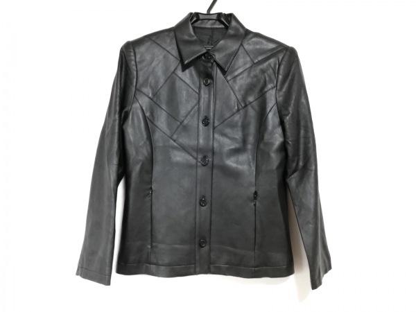 DREAM(ドリーム) ジャケット サイズF レディース美品  黒 肩パッド