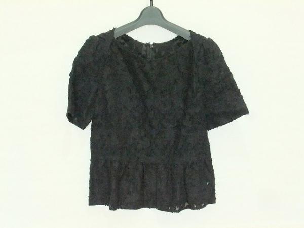 ANAYI(アナイ) 半袖カットソー サイズ38 M レディース 黒