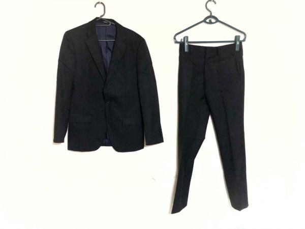 コムサイズム レディースパンツスーツ サイズXS レディース新品同様  黒