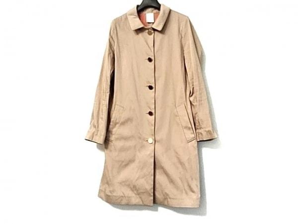 FIGARO(フィガロ) コート サイズ36 S レディース美品  ライトブラウン 春・秋物