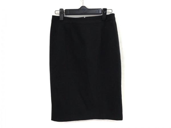 wb(ダブリュービー) スカート サイズ36 S レディース美品  黒