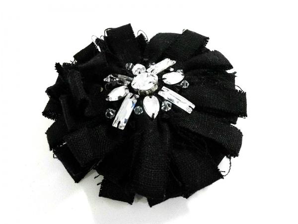 LUDLOW(ラドロー) アクセサリー美品  化学繊維×プラスチック 黒×クリア