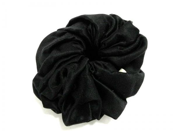 colette malouf(コレットマルーフ) シュシュ 化学繊維 黒