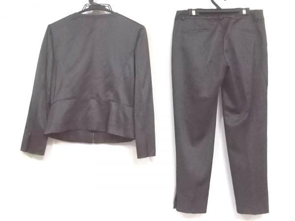 ICB(アイシービー) レディースパンツスーツ サイズ9 M レディース ダークグレー