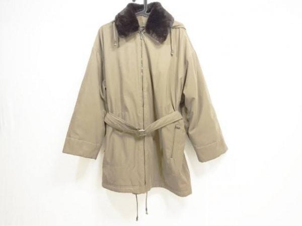マックスマーラウィークエンド コート サイズ44 L レディース美品  ファー/冬物