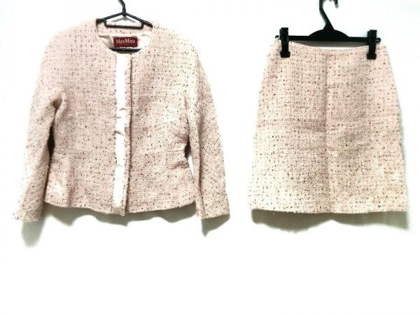 MAXMARA STUDIO(マックスマーラスタジオ) スカートスーツ サイズ38 M レディース美品