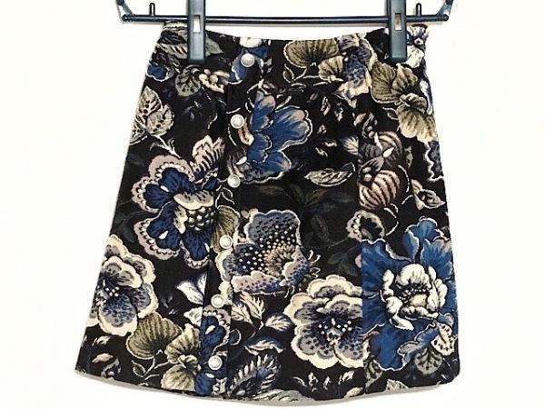 The Virgnia(ザ ヴァージニア) スカート サイズ38 M レディース新品同様  花柄