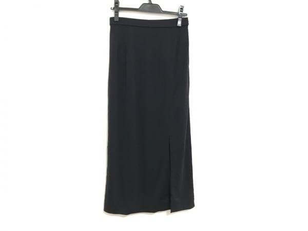 LEONARD(レオナール) ロングスカート サイズ67 レディース美品  ダークネイビー