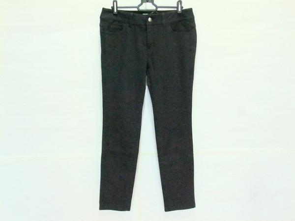 自由区/jiyuku(ジユウク) パンツ サイズ40 M レディース 黒