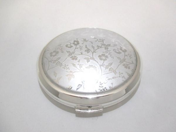 Stratton(ストラットン) ミラー美品  シルバー 金属素材