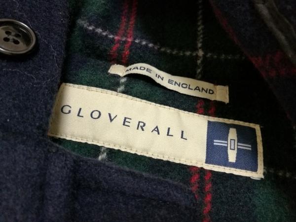 gloverall(グローバーオール) ダッフルコート メンズ ネイビー