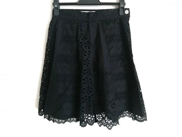 Jane Marple(ジェーンマープル) スカート サイズM レディース 黒 レース