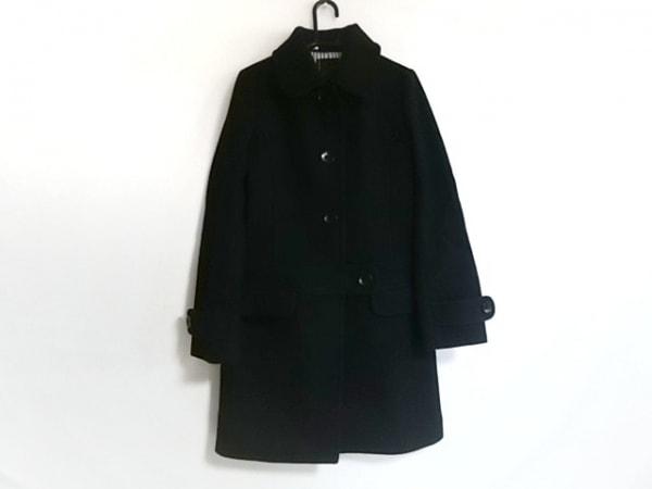 CROLLA(クローラ) コート サイズ38 M レディース美品  黒 冬物