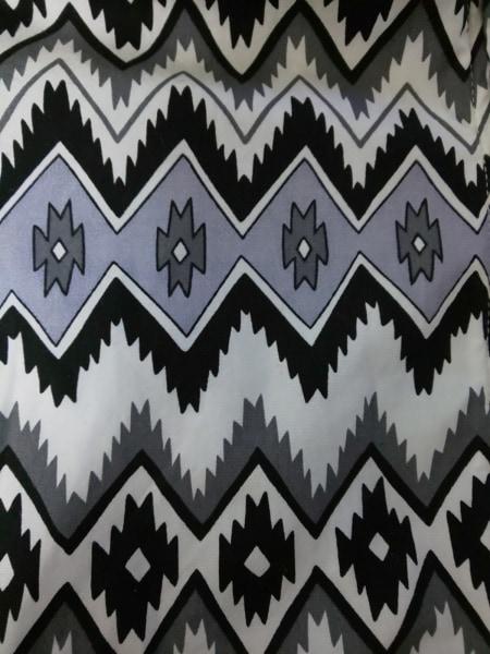NOMA(ノーマ) パーカー サイズS メンズ 白×黒×グレー ジップアップ
