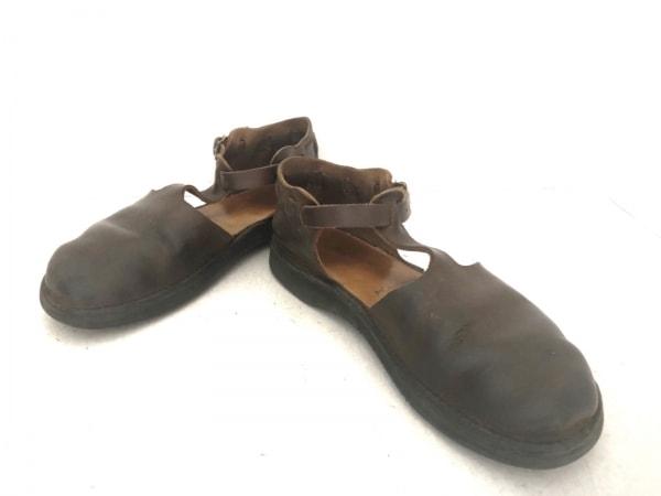 Aurora Shoes(オーロラシューズ) シューズ 7 1/2 レディース ダークブラウン レザー
