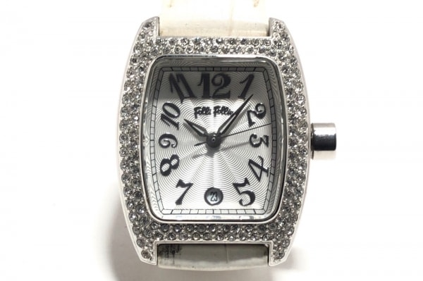 FolliFollie(フォリフォリ) 腕時計 NO.S922Z1 レディース シルバー