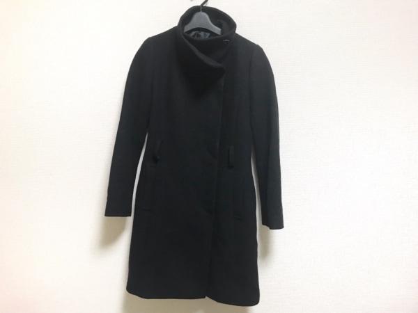 Gabardine K.T(ギャバジンケーティ) コート サイズ11 メンズ美品  黒 冬物