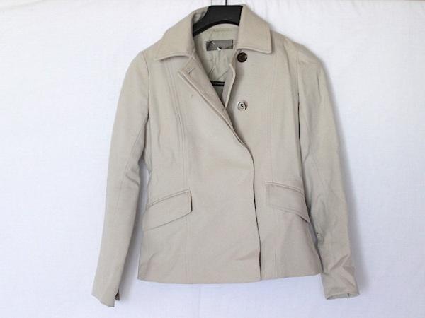 DES PRES(デプレ) ジャケット サイズ1 S レディース アイボリー 1