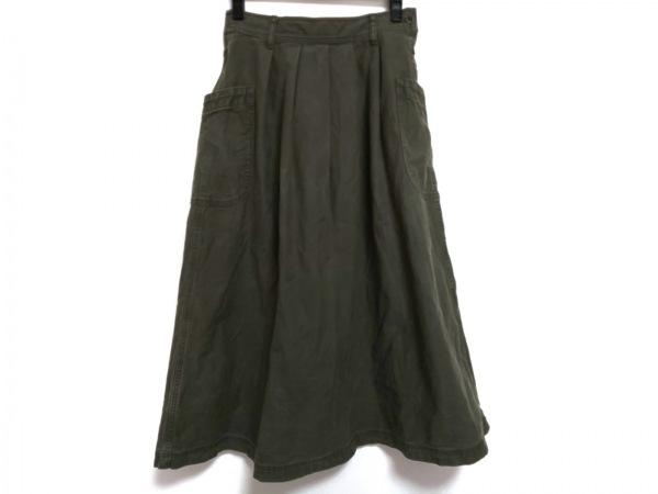 Brocante(ブロカント) ロングスカート サイズ2 M レディース カーキ