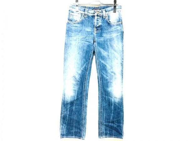 NudieJeans(ヌーディージーンズ) ジーンズ サイズ30/32 レディース ブルー