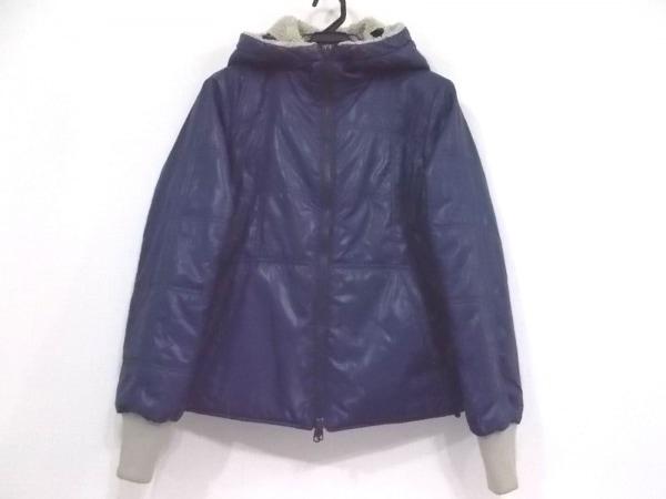 アナザーエディション ダウンジャケット サイズM メンズ新品同様  ブルー