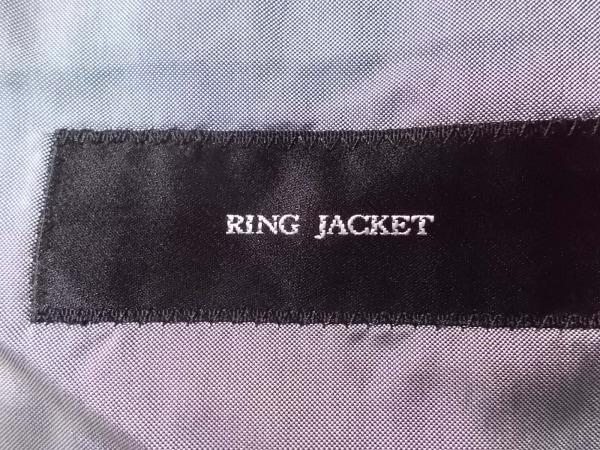RING JACKET(リングジャケット) シングルスーツ サイズ50 メンズ グレー