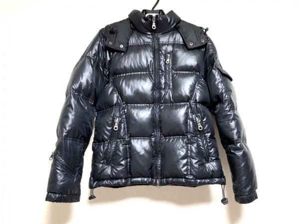 ティーケータケオキクチ ダウンジャケット サイズ3 L メンズ 黒 冬物